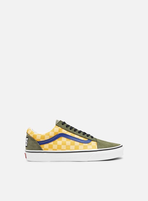 Outlet e Saldi Sneakers Basse Vans Old Skool OTW Rally