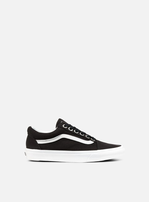 sneakers vans old skool oversized lace black true white
