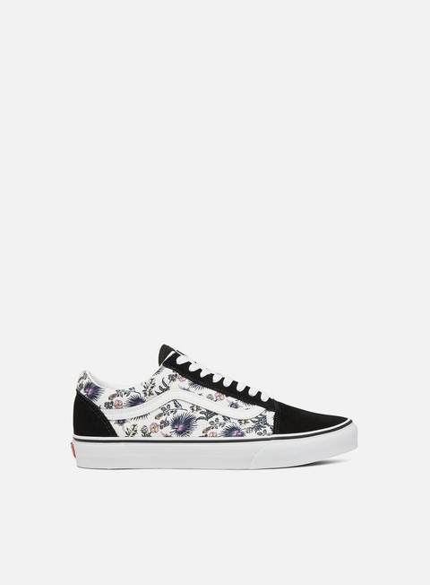 Low Sneakers Vans Old Skool Paradise Floral