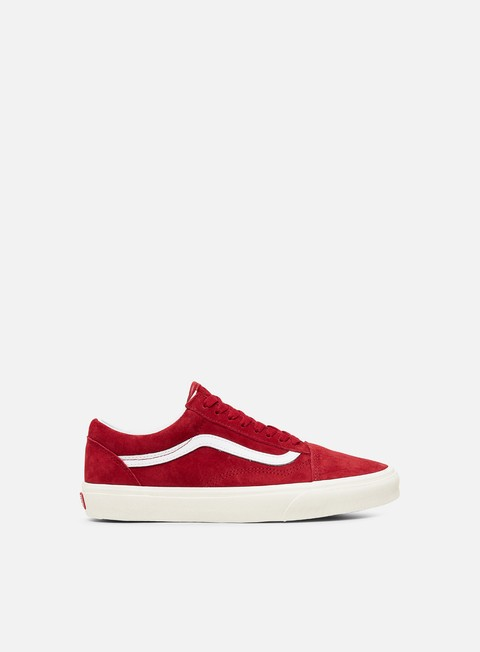 Sale Outlet Low Sneakers Vans Old Skool Pig Suede