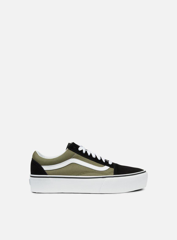 858f7ed976f VANS Old Skool Platform € 45 Low Sneakers
