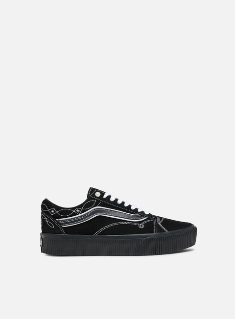 Low Sneakers Vans Old Skool Platform Pearly Punk