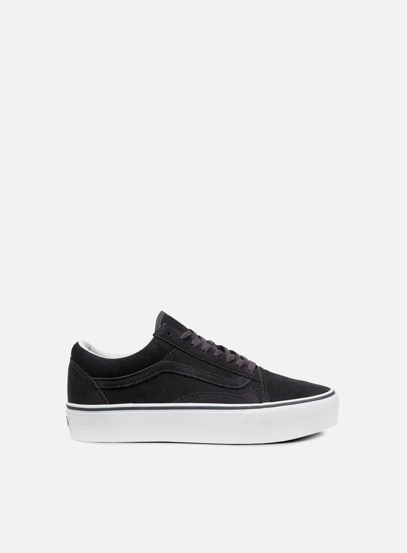 bc8eb1e9807dac VANS Old Skool Platform Suede € 48 Low Sneakers