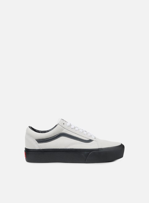Sale Outlet Low Sneakers Vans Old Skool Platform Suede