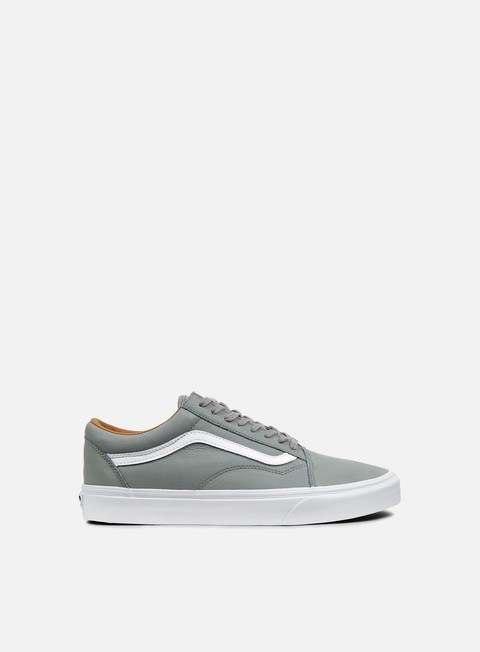 Sale Outlet Low Sneakers Vans Old Skool Premium Leather