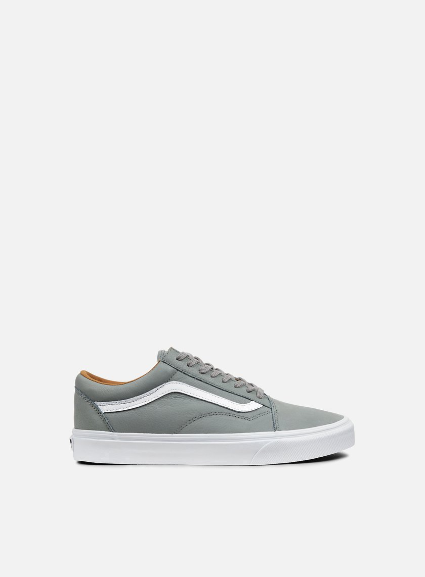 Vans - Old Skool Premium Leather, Wild Dove