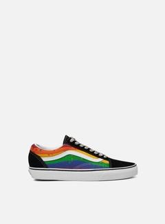 Vans Old Skool Rainbow Drip