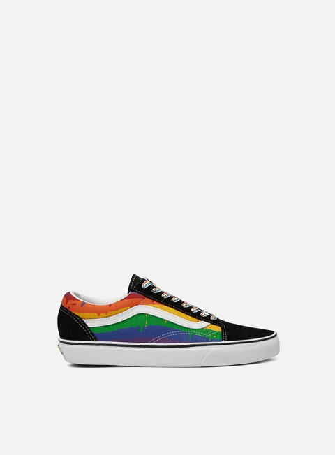 Sneakers da Skate Vans Old Skool Rainbow Drip