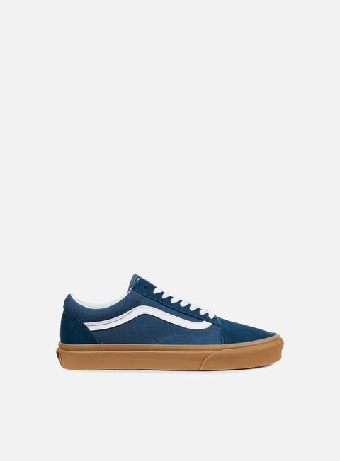 sneakers vans old skool reflecting pond gum