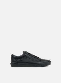 Vans - Old Skool Reissue Leather, Black