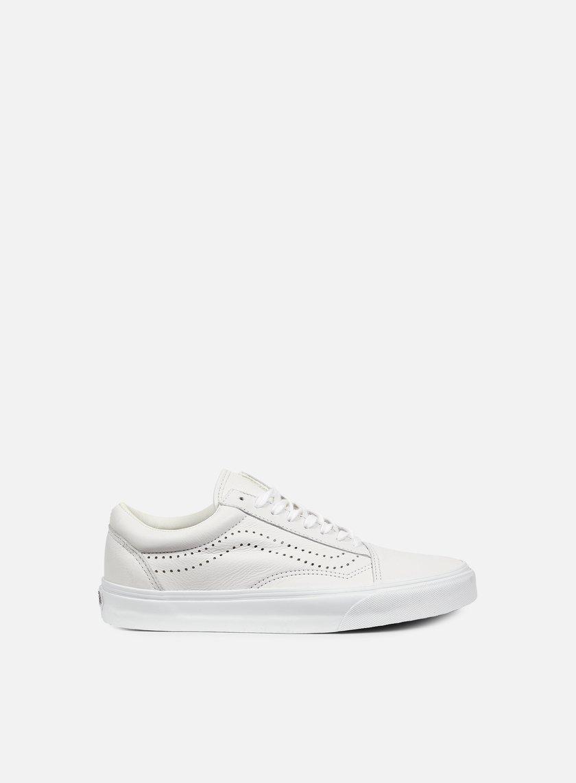 VANS Old Skool Reissue Leather € 35 Low Sneakers  72bd18c5e5