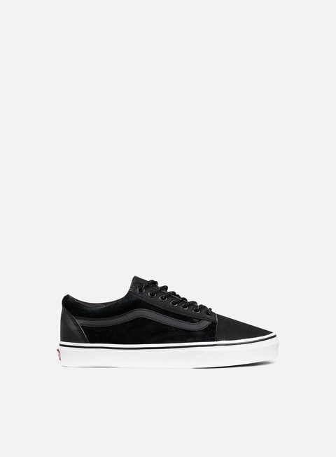 sneakers vans old skool reissue transit line black reflective