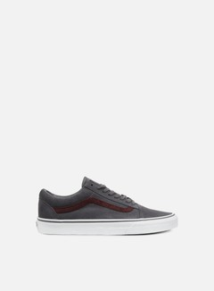Vans - Old Skool Reptile, Gray/Port Royale 1