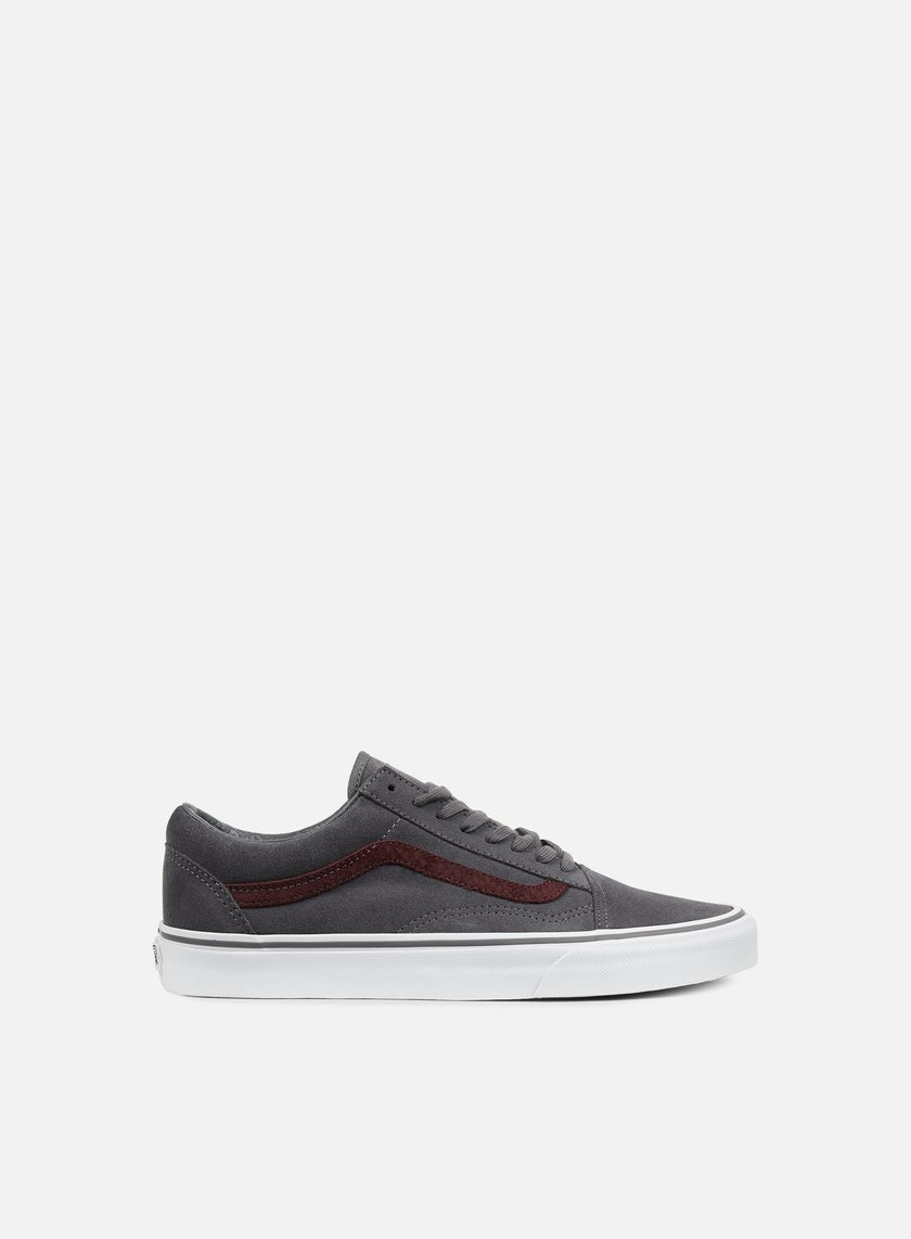 Vans - Old Skool Reptile, Gray/Port Royale