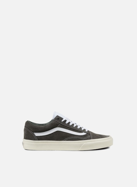 sneakers vans old skool retro sport gunmetal