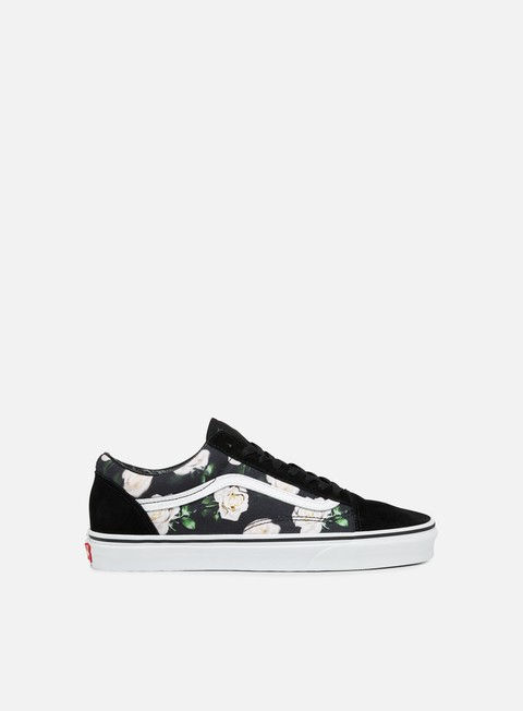 Low Sneakers Vans Old Skool Romantic Floral