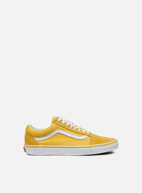 sneakers vans old skool s and c spectra yellow