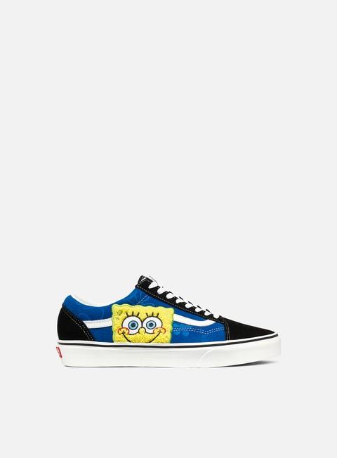 Low sneakers Vans Old Skool SpongeBob