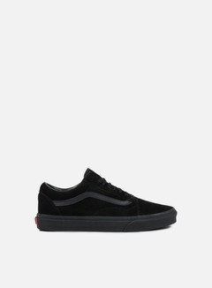 Vans - Old Skool Suede, Black/Black/Black