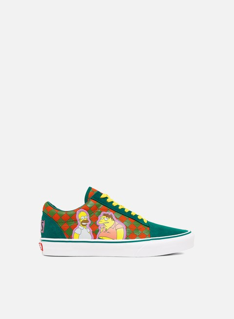 Sneakers da Skate Vans Old Skool The Simpsons