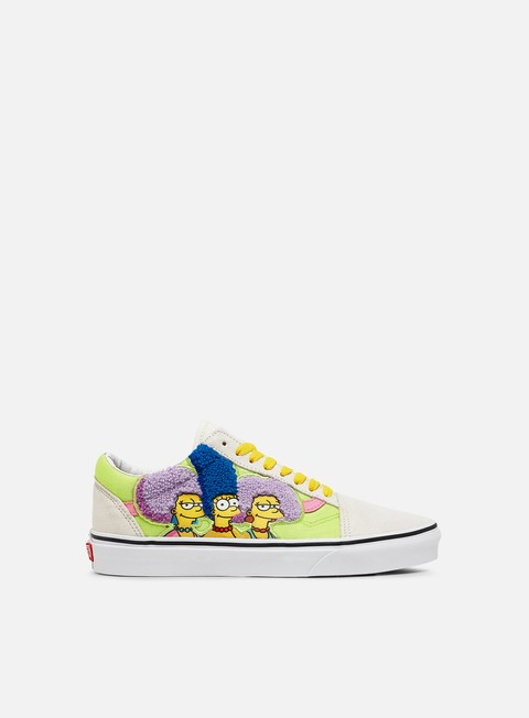 Vans Old Skool The Simpsons