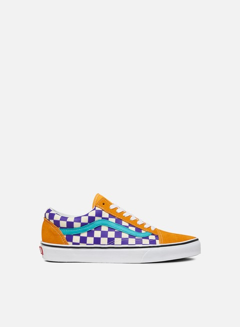 Outlet e Saldi Sneakers Basse Vans Old Skool Thermochrome Checker