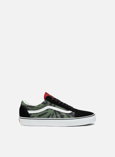 Sneakers Basse Vans Old Skool Tie Dye