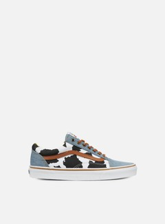 Vans - Old Skool Toy Story, Woody/Denim 1