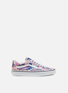 Vans - Old Skool Tropical, Multi/True White 1