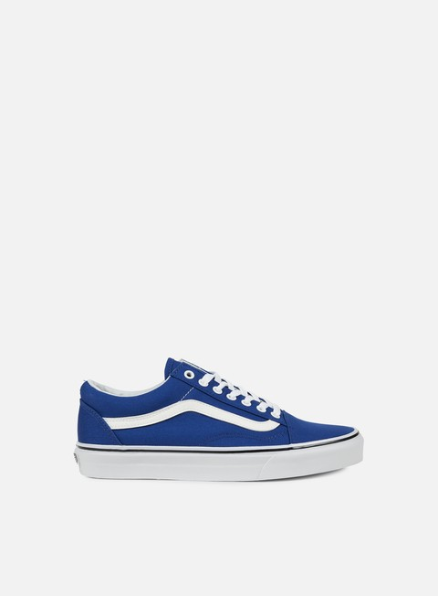 sneakers vans old skool true blue