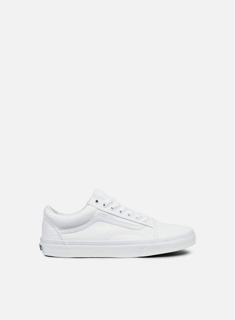 sneakers vans old skool true white