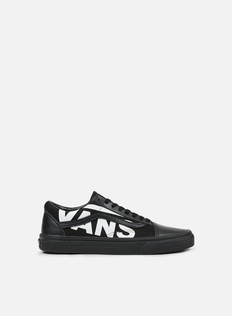 sneakers vans old skool vans black