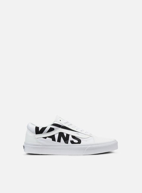 sneakers vans old skool vans white