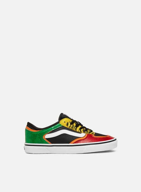 Outlet e Saldi Sneakers Basse Vans Rowley Classic Multi Animal