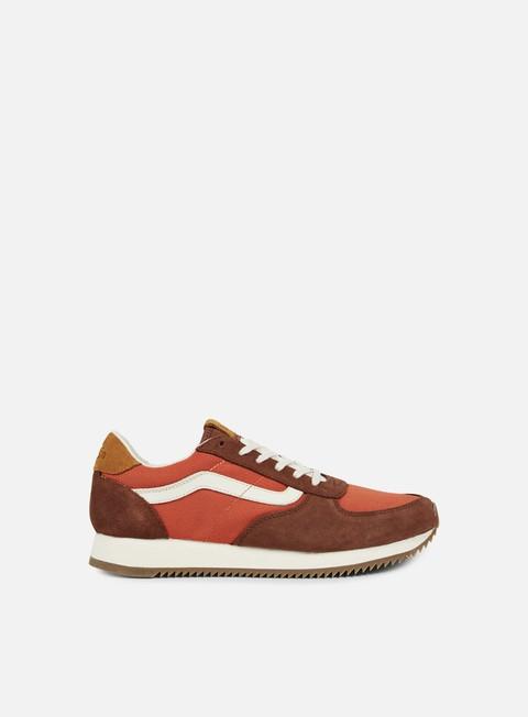 sneakers vans runner 2 tone ochre