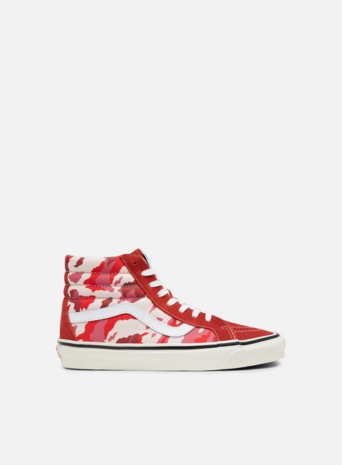Sale Outlet High Sneakers Vans Sk8 Hi 38 DX Anaheim Factory