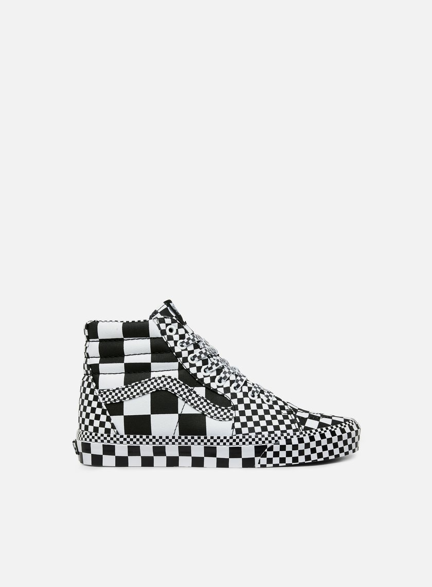 Sk8 Hi All Over Checkerboard