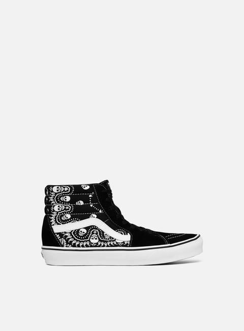 Lifestyle Sneakers Vans Sk8 Hi Bandana
