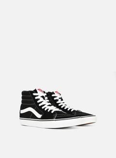 Vans - Sk8 Hi, Black/White 2