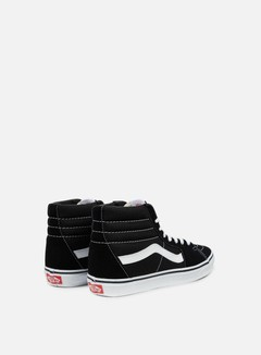 Vans - Sk8 Hi, Black/White 3