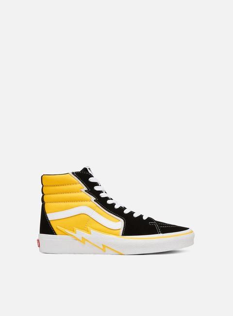 Sneakers alte Vans Sk8 Hi Bolt