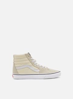 Vans - Sk8 Hi, Classic White/True White
