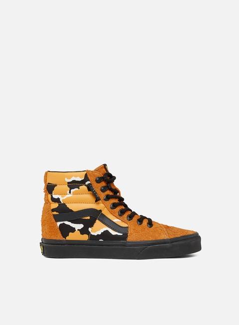 Outlet e Saldi Sneakers Alte Vans Sk8 Hi Cordura
