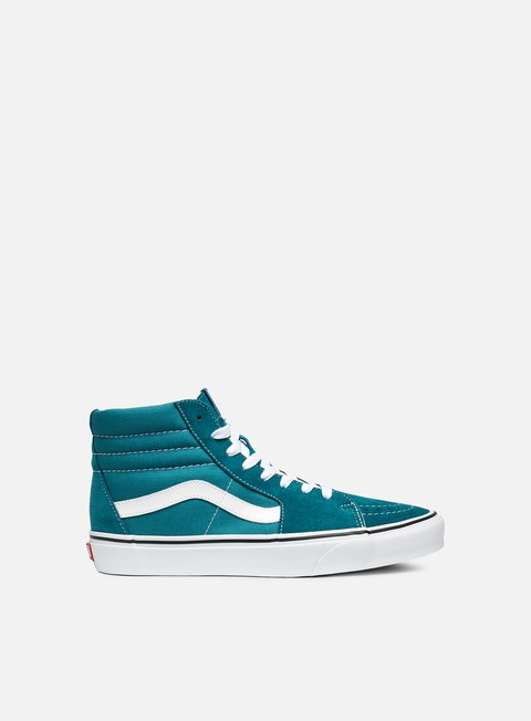 sneakers vans sk8 hi corsair true white