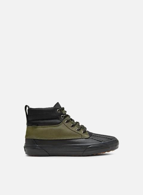 Sneakers Invernali e Scarponcini Vans Sk8 Hi Del Pato MTE