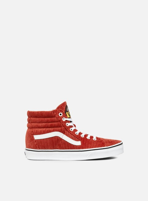Sneakers Alte Vans Sk8 Hi Design Assembly