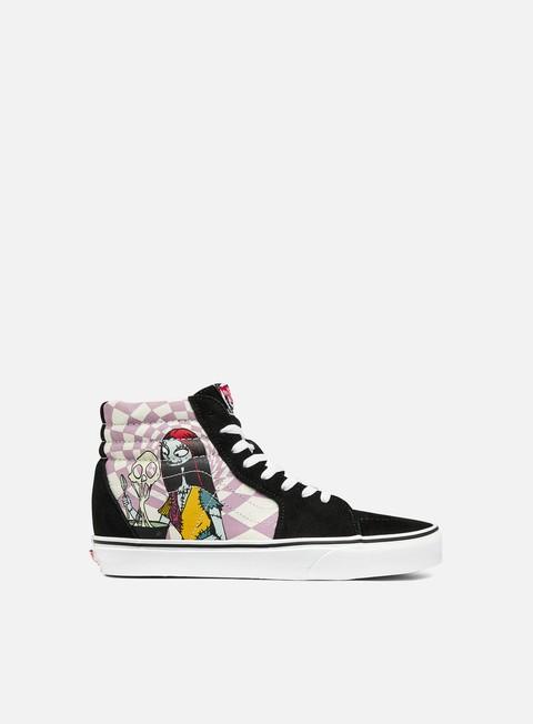 Sneakers Alte Vans Sk8 Hi Disney