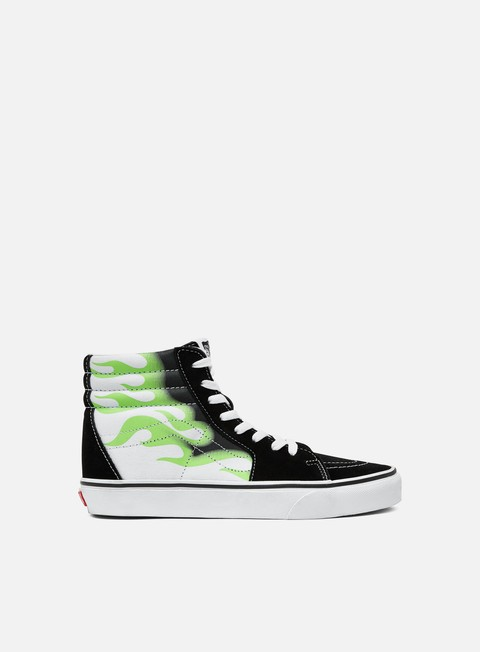 High Sneakers Vans Sk8 Hi Flame