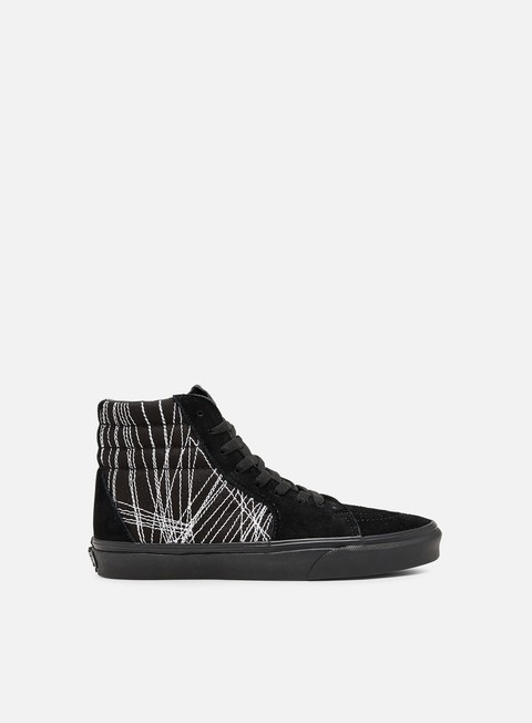 High Sneakers Vans Sk8 Hi Frenzy