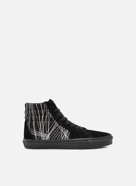 Sneakers Alte Vans Sk8 Hi Frenzy